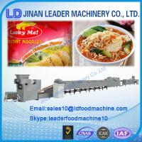 Quality 2014 New High capacity Instant noodles making line for sale