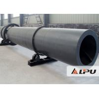 Buy cheap 9m³ Biomass Drying Equipment / Rotary Drum Dryer for Wood Chips , Manure from Wholesalers
