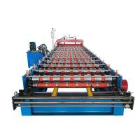 Buy Automatic Sheet Metal Roll Forming Machines , Cold Roof Roll Forming Machine at wholesale prices