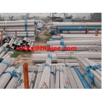 China ASME SA790 UNS S31803 duplex stainless pipe on sale
