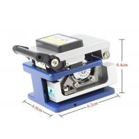 Quality Optical Fiber Cutter For Ftth Fiber Cable , High Precision Fiber Optic Cleaver Tools for sale