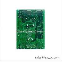 China Top PCB manufacturer 4 layer double-sided PCBs board with immersion gold surface finishing on sale