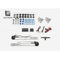 Quality 2 Door Power Window Conversion Kit With High Torque Motor And Illuminated Switch for sale