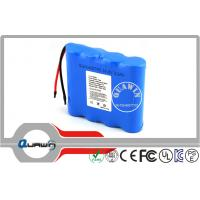 China 2200mah Cycle Lithium Battery Packs Electric Car Battery 14.8V Battery on sale