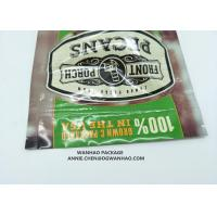 Customize Printed Doypacks Stand Up Pouch Bags with Resealable Zipper Pouch