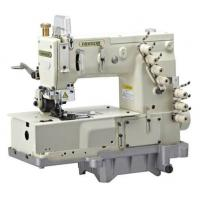 Quality 3-Needle Flat-bed Double Chain Stitch Machine for lap seaming FX1503P for sale