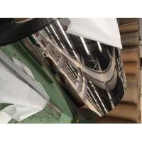 Quality Mirror Finish Cold Rolled Stainless Steel Sheet / Coil 201 304 410 430 Bright 6K 8K for sale