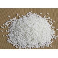 White Fiberglass Reinforced Polyamid PA 6 Round Granule For Power Tool Parts