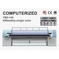 Quality 34 Heads Garment Manufacturing Machines , Computer Embroidery Machine With Quilting for sale