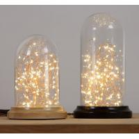 Quality Romantic Atmosphere Wood Material LED Table light Table lamp for sale