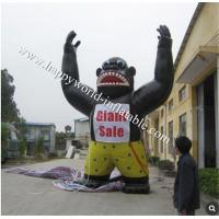 Buy cheap Giant inflatable gorilla advertising sales from wholesalers & Quality Inflatable Water Park Inflatable Water Toys for sale ...