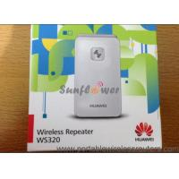 Quality Huawei WS320 Wlan wireless-n wifi repeater 300mbps extender with Easy WPS Pairing for sale