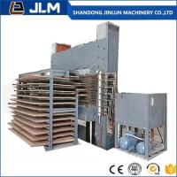Quality china 500tons 600 tons 15 layers Hotpressmachineforplywoodindustry for sale