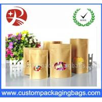 Quality Food Package Stand Up Pouches Laminated / Heat Seal food bags for sale