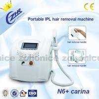 Quality 640nm - 1200nm Ipl Beauty Machine Skin Care Wrinkle Removal For Home for sale