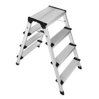 Quality Compact Size Aluminum Step Stool 2x4 Steps  Easy To Carry And Store for sale