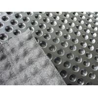 Quality Basement Wall Dimpled Drainage Board High Tensile Strength HDPE Material for sale