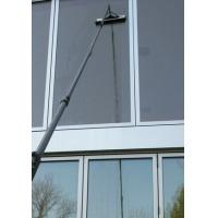 China 18FT telescopic carbon composite tubes / water fed pole for window cleaning on sale