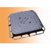 China Construction Composite Drain Covers With Lock Good Toughness EN124 A15 on sale