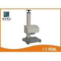 Quality Programmable Desktop Dot Peen Marking Machine Lightweight On Equipment Numbering for sale