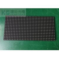 Quality MBI5020 Full Color P10 Led Module Display For Advertising / Stadium , 6500 Nit Brightness for sale