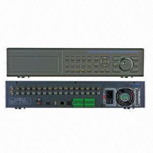 China 16CH HD-SDI 1080P Recording DVR, 16CH Audio Input, 1CH Audio Output, 16CH Alarm Input on sale