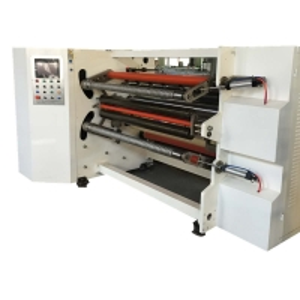 China YUYU Label Paper Jumbo Roll Slitter Rewinder Machine on sale