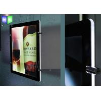Quality Real Estate Acrylic LED Light Box / Window LED Light Pocket Displays Small for sale
