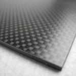 Quality High Density Professional Carbon Fiber Plate 100% Reinforcement 600mm * 1000mm for sale
