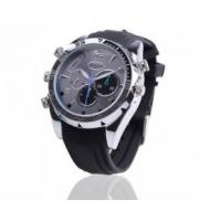 Quality HD PC Security Mini Hidden Covert Watch Camera With 1920 * 1080p Video Resolution for sale