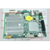 Quality 3.5 inch industrial motherboard with rs232 (PCM3-N270) for sale