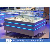 Quality Factory OEM Unique Jewelry Display Cases / Jewelry Showcase Manufacturers for sale