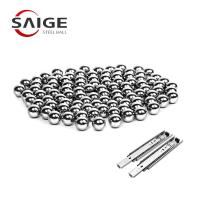 Quality 4.76mm AISI 1010/1015 Low Carbon Steel Balls For Slide Rail Anti - Oxidation for sale