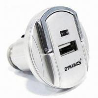 Quality USB Car Charger for Apple iPhone 5/iPhone 4 & 4S/iPad mini, with 2.1A Output for sale