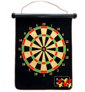 China Children Entertainment Magnetic Dart Board , Dart Board With Magnetic Darts on sale