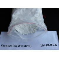 Quality Stanozolol / Winstrol Oral Anabolic Steroids CAS 10418-03-8 Legal Oral Steroids for sale