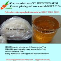 Quality monomer HPEG TPEG APEG MPEG with high molecular weight polymers for sale