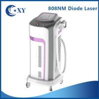 Buy cheap Painless Hair Removal , 808nm Diode Laser Hair Removal Non-channel Hair Removal Machine from wholesalers