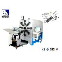 8mm 16 Axes Cam-Less CNC Control Spring Bending Machine with High-Efficiency