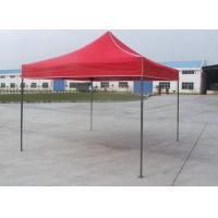 Quality Blue UV Protected Gazebo Folding Tent Digital Printing Logo For Sales Promotion for sale