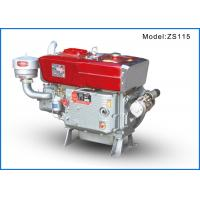China ZS1115GM Single Cylinder Diesel Engine Generator Water Cooled 16kw 22hp on sale