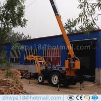 Quality Auger Crane Bored Piling Equipment for Pole Erection for sale