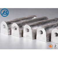 Quality 99.9% 99.5% 99.8% Magnesium Anode Rod For High Electrical Resistivity Media for sale