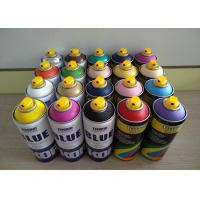 Quality Fading Resistant Graffiti Matte Spray Graffiti Spray Paint 2000 Customized Colors Optional for sale