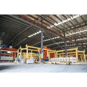 Quality AAC Production-Convey chain-Full Automatic Concrete AAC Brick Block Production Line Making Machine for sale