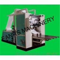 Quality Foil Sheet And Pop Up Foil Sheet InterFolding Production Line For Food Packaging for sale