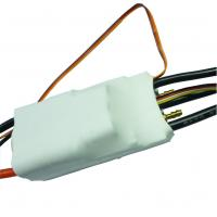 Quality Mosfet Water Cooled Esc Brushless Speed Controller 67V 180A With Reverse Function for sale