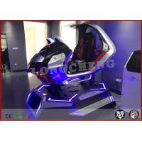 Quality 9D VR Car Driving Simulator Cool Design Movie Power Electric Race Car Simulator for sale