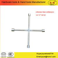 China Cross Rim Wrench  X Cross spanner,hand tools on sale