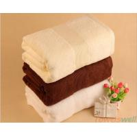 Buy cheap Lint Free Ultra Soft Bath Sheets  Drying fast Super Absorbent from Wholesalers